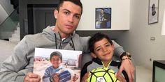 snapchat de Cristiano Ronaldo