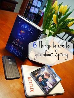 6 Things to Excite you about Spring  Featuring #Verizon because #bettermatters , Veronica Roth, Fantastic Beasts and more...