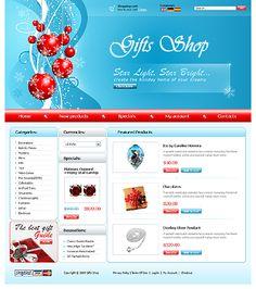 Get Christmas Template Espresso!  #template #Christmas #SantaClausWebsite #Christmaswebsite
