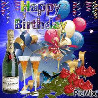 See the PicMix Happy Birthday belonging to TSDimova on PicMix. Happy Birthday Emoji, Happy Birthday Fireworks, Happy Birthday Flowers Wishes, Happy Birthday Gif Images, Happy Birthday Hearts, Happy Birthday Wishes Images, Happy Birthday Video, Birthday Wishes Messages, Happy Birthday Candles
