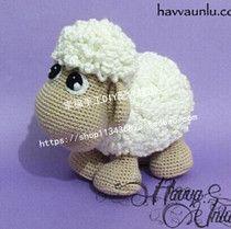 Le bonheur de la poupée x84 bricolage de crochet graphique * Commandant Moe moutons * chinois Tutoriel de texte graphique électronique