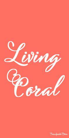 #Pantone Living #Coral ♔ Très Haute Diva Coral Colour Palette, Coral Color, Coral Fashion, Colorful Fashion, Coral Pants, Color Of The Week, Coral Design, Live Coral, Coral Jewelry
