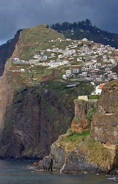 Cabo Girão, Madeira Island, Portugal