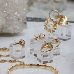 From Moonstones of new beginnings to Peridot to clear the mind we have a stone, and setting for everyone. Visit us in store or online, we'd love to help you find your perfect #zoeandmorgan piece. #sheslikearainbow #deco