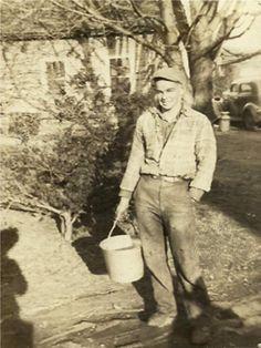 My Dad - the dairy farmer