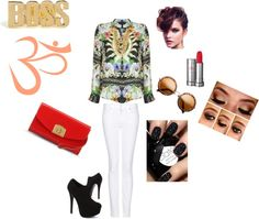 """Imma Boss #MillyVanilly"" by sensualstudios on Polyvore"