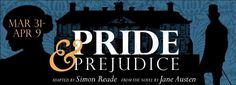"Keep on your radar that the #CCU production of ""Pride and Prejudice"" will open next week. Tickets are $5:"