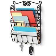 mail/key holder holder