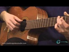 FINGERSTYLE GUITAR: Basic Fingerpicking Patterns - YouTube