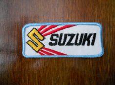 suzuki iron on patch van Silly67 op Etsy, €4.00
