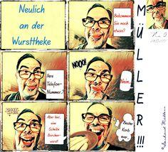 https://www.facebook.com/ComicMueller Müller - Der Comic - Nr. 9 *  Witze und Sprüche