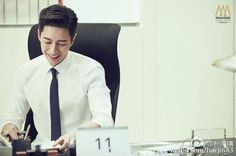 "park hae jin 박해진 朴海鎮 lotte duty free's drama "" 7 first kisses"" behind the scene"