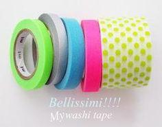 My Washi Tape: Colori Stivi!!