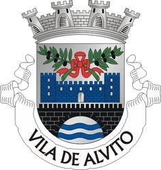 Municipality of Alvito, Beja, Portugal (Area Km²) Elmo, Coat Of Arms, Badge, Symbols, Knight In Armor, City Museum, Islamic Art, Flags, Badges