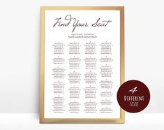 Cranberry Wedding seating chart printable seating chart Seating Chart Template, Seating Charts, Cranberry Wedding, Seating Chart Wedding, Letter Board, Finding Yourself, Printable, Templates, Personalized Items
