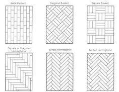 Image result for 3x12 subway tile herringbone