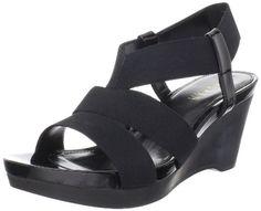 Lauren Ralph Lauren Women's Rachana Wedge Sandal,Black Soft Patent,6 M US Lauren by Ralph Lauren,http://www.amazon.com/dp/B006E2IQDG/ref=cm_sw_r_pi_dp_4XPytb0J3S6KAGJQ