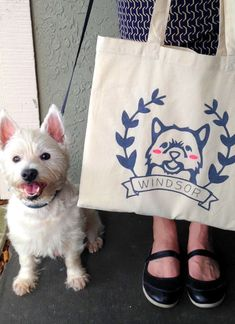 Match your tote to your pet