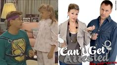 """In a """"Full House"""" reunion of sorts, Dave Coulier and Jodie Sweetin star in the web series """"Can't Get Arrested,"""" which pokes fun at some of their post-""""Full House"""" experiences in Hollywood. Fuller House, Ashley Olsen, Best Shows Ever, In Hollywood, Childhood, Tv, Mini, Youtube, Blog"""