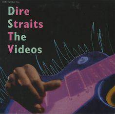 Dire Straits The Videos circa 1992 [9 38350-6] Music Laserdisc LD