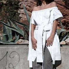 Anyone else want to be in Ibiza wearing the cold shoulder crop? #WeDo #houseofsunny #ibiza