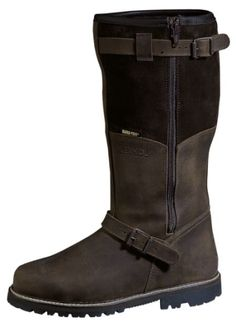 Meindl - great winter boots. These would help in the snow drifts.