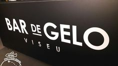 Passeios no Porto: Bar de Gelo em Viseu