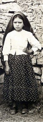 Mystics of the Church: Blessed Jacinta Marto of Fatima. What else is there to say?