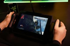 CES: Hands-on with the Razer Edge - IGN