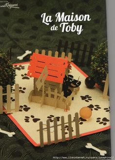 Lots of Patterns (including treehouse) cahier kirigami Обсуждение на… 3d Cards, Pop Up Cards, Kirigami Patterns, Sliceform, Origami, Paper Pop, Card Templates, Craft Projects, Paper Crafts
