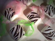 One Dozen Handmade Bar Soap Purse Pocketbook Party Favor Soap Bridal or Baby Shower Soap via Etsy