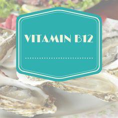 Ihr wollt wissen, welche Lebensmittel alle Vitamin B12 enthalten? Hier geht's zur Tabelle!