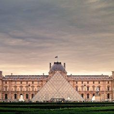 Louvre various