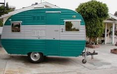 one day me and the hubs will pack up and take off across the country in this baby.
