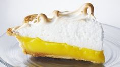 Bake With Anna Olson TV Show recipes on Food Network Canada; your exclusive source for the latest Bake With Anna Olson recipes and cooking guides. Anna Olson, Pie Recipes, Sweet Recipes, Dessert Recipes, Baking Recipes, Lemon Meringue Pie, Lemon Curd, Lemon Pie Receta, Desserts Ostern