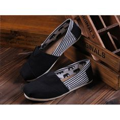 Special Price : $19.98 - Toms University Black Women's Classics in Toms Shoes Outlet Store