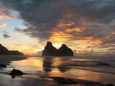 Fernando de Noronha's sunset....