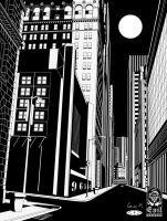 Nocturnal City by A-Evil-Sorcerer