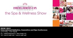 IECSC 2013 International Esthetics, Cosmetics and Spa Conference 뉴욕 미용,스파 박람회