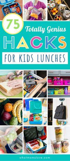School Lunch Hacks F