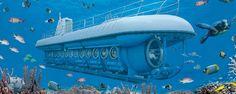 Tenerife Submarine Safari