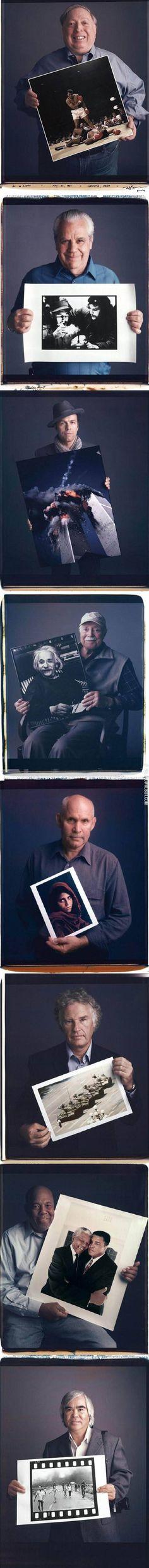 JOJO POST ART: The photographers behind the photographs.