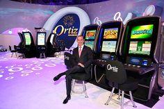 Ortiz Gaming emergió como líder mundial del juego en G2E 2015