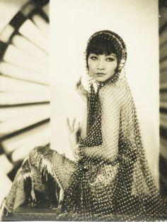 Anna May Wong (1920s) Considered the first Chinese American movie star, She was also the first Asian American actress to gain international fame. Wong was significantly limited by the contemporary treatment of race in America. She was considered foreign (despite being born in Los Angeles),& was cast in stereotypically exotic roles; additionally, anti-miscegenation laws prevented Wong from sharing an on-screen kiss with any actor of another race.