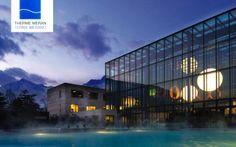 Ingressi Scontati per le Terme di Merano Le Terme di Merano si trovano nel centro di Merano (BZ) e la struttura è aperta tutto l'anno. terme bolzano relax offerte risparmio