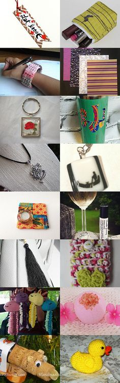 Great Finds Under $7  by Tracey Smith on Etsy--Pinned+with+TreasuryPin.com