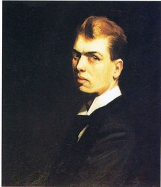 Self-Portrait  Artist:	Edward Hopper  Owner:	Whitney Museum of American Art  Country of Origin:	United States of America  Date of Creation:	1906 AD