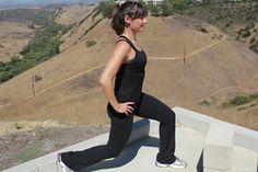 Leg Workout: 6 Moves to Lean Legs