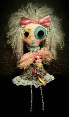 Salvaged Souls Dolls