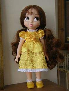 My daughter's Belle doll.